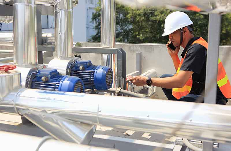 Instalaciones y mantenimiento eléctrico industrial